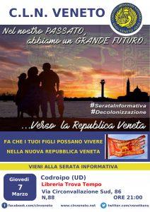 Codroipo (UD) @ Libreria TrovaTempo | Codroipo | Friuli-Venezia Giulia | Italia